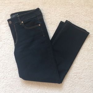 AE Straight Jeans - 14 Short